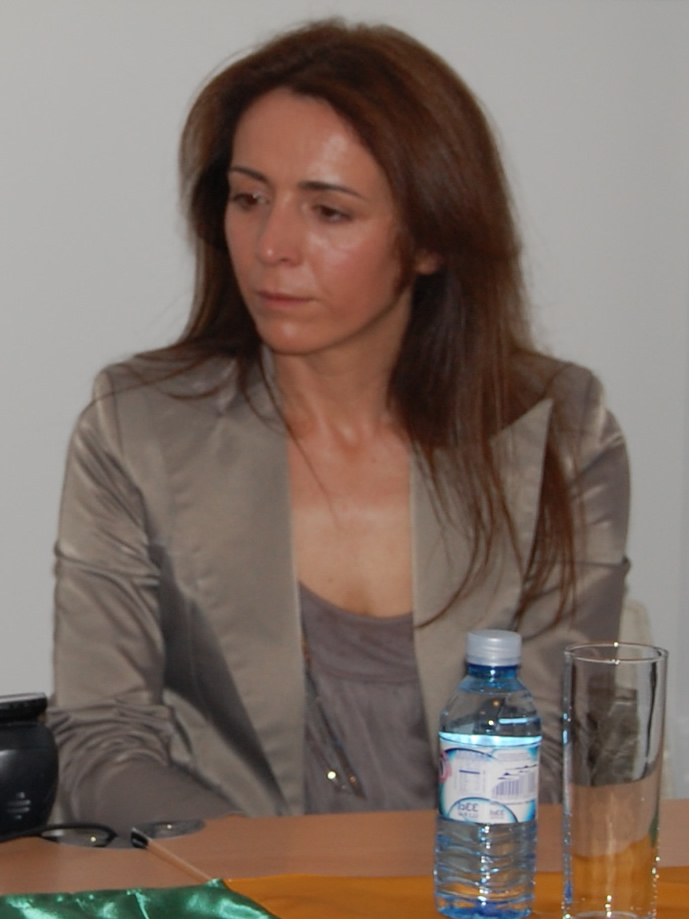 Mónica Sumay, vicepresidenta de SOLCOM [Clic para ampliar la imagen]